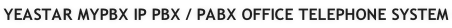 YEASTAR MYPBX IP PBX / PABX OFFICE TELEPHONE SYSTEM